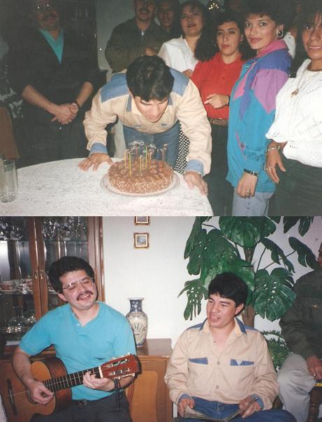 Con la gente de IEQSA , en Queretaro , por ahi del 94-95
